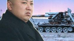 Siêu pháo lừng danh bí ẩn của Kim Jong-un khiến Mỹ ớn lạnh
