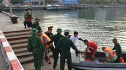 Tìm thấy 3 thuyền viên bị chìm tàu tại vùng biển Bạch Long Vĩ