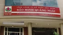 """Ngư dân tố Bảo Minh Quảng Ngãi không chịu bán bảo hiểm cho tàu """"67"""""""
