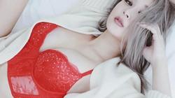 """Vẻ sexy """"bỏng mắt"""" của hot girl xinh đẹp bậc nhất Singapore"""