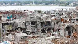 Ảnh: Đại nạn IS như sóng thần quét qua TP Philippines