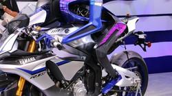 """Soi """"từ đầu tới chân"""" Motobot Version 2 của Yamaha"""