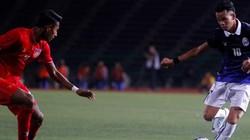 U19 Campuchia ngược dòng ngoạm mục, nhắm vé dự VCK