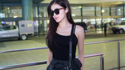Huyền My lặng lẽ trở về Hà Nội sau khi bị giám khảo Sỹ Hoàng chê