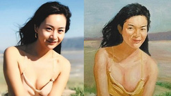 Chi 8 triệu đồng để vẽ chân dung, nhận lại tác phẩm khó tin