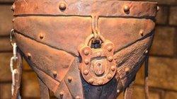 Hé lộ gây choáng váng về đai trinh tiết thời Trung cổ