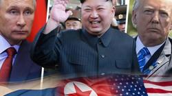 Ông Donald Trump sẽ phải nhờ đến ông Putin để xử lý Triều Tiên?