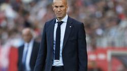 HLV Zidane nói gì khi Real thua sốc đội bóng tí hon?