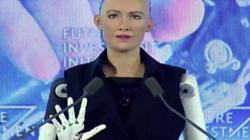 Robot đầu tiên được cấp quyền công dân: Xã hội sẽ ra sao?