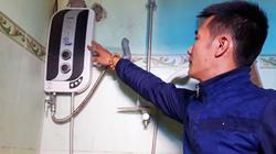 Trộm dây điện làm tivi, tủ lạnh... của 65 hộ dân đồng loạt cháy