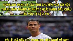 """HẬU TRƯỜNG (30.10): Ronaldo sắp """"dưỡng già"""", Ramos bị """"quả báo"""""""