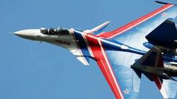 Siêu tiêm kích Nga khoe sức mạnh đáng gờm khiến NATO lạnh gáy