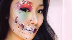 Dàn sao Việt hóa trang ma quái trong đêm Halloween