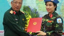 Bóng hồng Việt làm sứ giả hòa bình