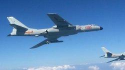 """Sức mạnh oanh tạc cơ H-6K Trung Quốc """"giỡn mặt"""" đảo Guam"""