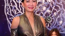 Sao mặc xấu: Kim Khánh diện váy ánh kim trông nặng nề, thô cứng