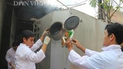 6 chàng trai bán xe SH, ứng lương chế máy xử lý rác thành dầu thô
