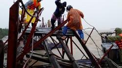 Quảng Trị: Tháo dỡ cây cầu 185m đề phòng lũ cuốn