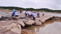 """Quảng Trị: Lo lắng dưới """"quả bom nước"""" khổng lồ 10 triệu m3"""