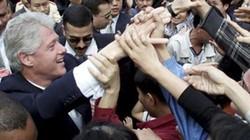 Hình ảnh ấn tượng của Tổng thống Mỹ tại Việt Nam