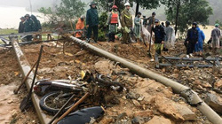Quảng Nam: Thêm 4 nạn nhân bị vùi lấp do sạt lở đất