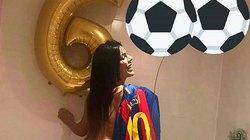 HẬU TRƯỜNG (7.11): Người đẹp lột đồ mừng Messi đạt cột mốc 600