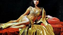 Nữ hoàng Cleopatra và lời đồn ngủ với 100 đàn ông mỗi đêm