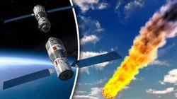 """Nguy cơ trạm vũ trụ Trung Quốc dội """"mưa lửa"""" xuống Trái đất"""