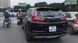 Bắt gặp Honda CR-V 2017 ở Hà Nội trước ngày ra mắt
