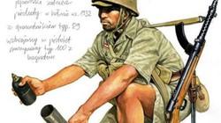 """Kinh ngạc hỏa lực """"khủng"""" của lính Nhật trong Chiến tranh Thế giới"""