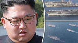 Bị Mỹ tung thêm đòn dằn mặt, Triều Tiên quyết liệt đáp trả