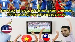 HẬU TRƯỜNG (14.11): Italia chung mâm với Việt Nam, Mourinho so sánh Benzema với chó