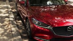 Mazda6 2018 lộ diện, thiết kế giống CX-5 hơn