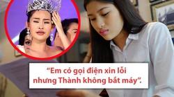HH Ngân Anh gọi điện xin lỗi nhưng Nguyễn Thị Thành không bắt máy