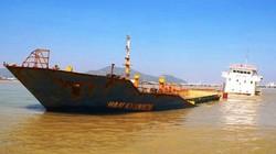 Dầu, hàng hóa của 9 tàu bị chìm ở biển Quy Nhơn được xử lý ra sao?