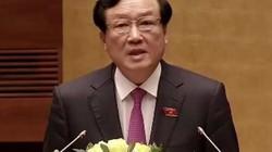 Xem trực tiếp phiên chất vấn Chánh án TAND Tối cao Nguyễn Hòa Bình