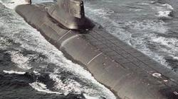 Tàu ngầm quái vật của Nga- Vũ khí đáng sợ chưa từng có