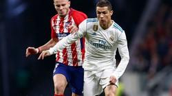 Clip: Atletico chặn đứng mạch trận ấn tượng của Real
