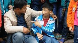 Tình gia đình trongngôi trường đặc biệt ởQuảng Ninh