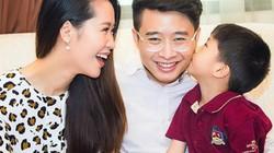 Dương Thùy Linh tiết lộ chuyện chồng từng yếu mềm, khóc nức nở