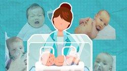 Từ vụ 4 trẻ sinh non tử vong: Dấu hiệu chứng tỏ mẹ bầu sắp sinh