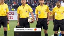 Trọng tài trận Hà Nội – Quảng Nam bị bắt, lãnh đạo VFF nói gì?