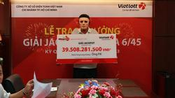 Kết quả Vietlott ngày 22.11: May mắn vẫn ngoảnh mặt với người chơi