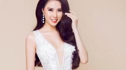 Hoa hậu Văn hóa thế giới Ngọc Trâm đẹp quyến rũ trong bộ ảnh mới