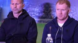 Paul Scholes đặc biệt ấn tượng với 2 cầu thủ của PVF