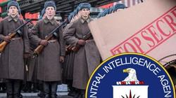 Tài liệu mật của CIA tiết lộ kế hoạch Mỹ tấn công Nga rất mạo hiểm