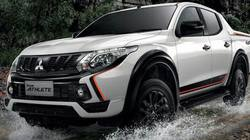 Mitsubishi Triton Athlete: Bán tải cao cấp