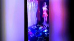 Tây Ban Nha: Vũ nữ đang nhảy, sân khấu bất ngờ sụp đổ