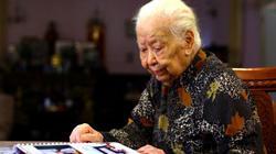 Chuyển tiền phúng viếng cụ Hoàng Thị Minh Hồ cho đồng bào bị bão lũ