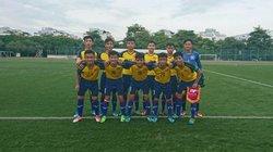 """""""Đè bẹp"""" cả đội bóng Nhật Bản, U15 PVF khiến đối thủ ngỡ ngàng"""